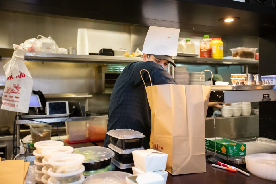 The restaurant business : How to increase revenue
