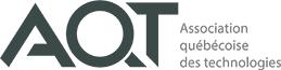 Logo de l'Association québécoise des technologies