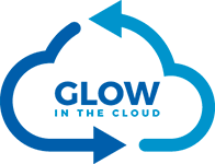 logo GLOW IN THE CLOUD