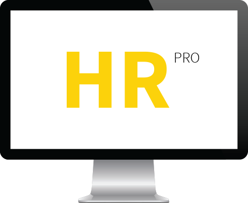 logo of the human resource pro software offered by nethris