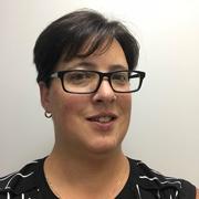 Annick Johnston, Coordonatrice des ressources humaines et de la paie